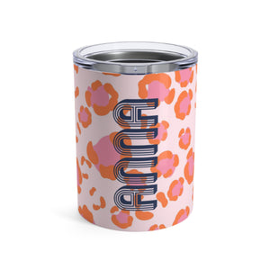 Small Spots Pink Tumbler