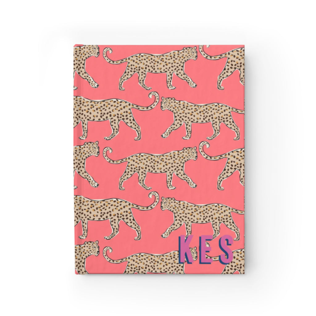 Leopard Coral Journal