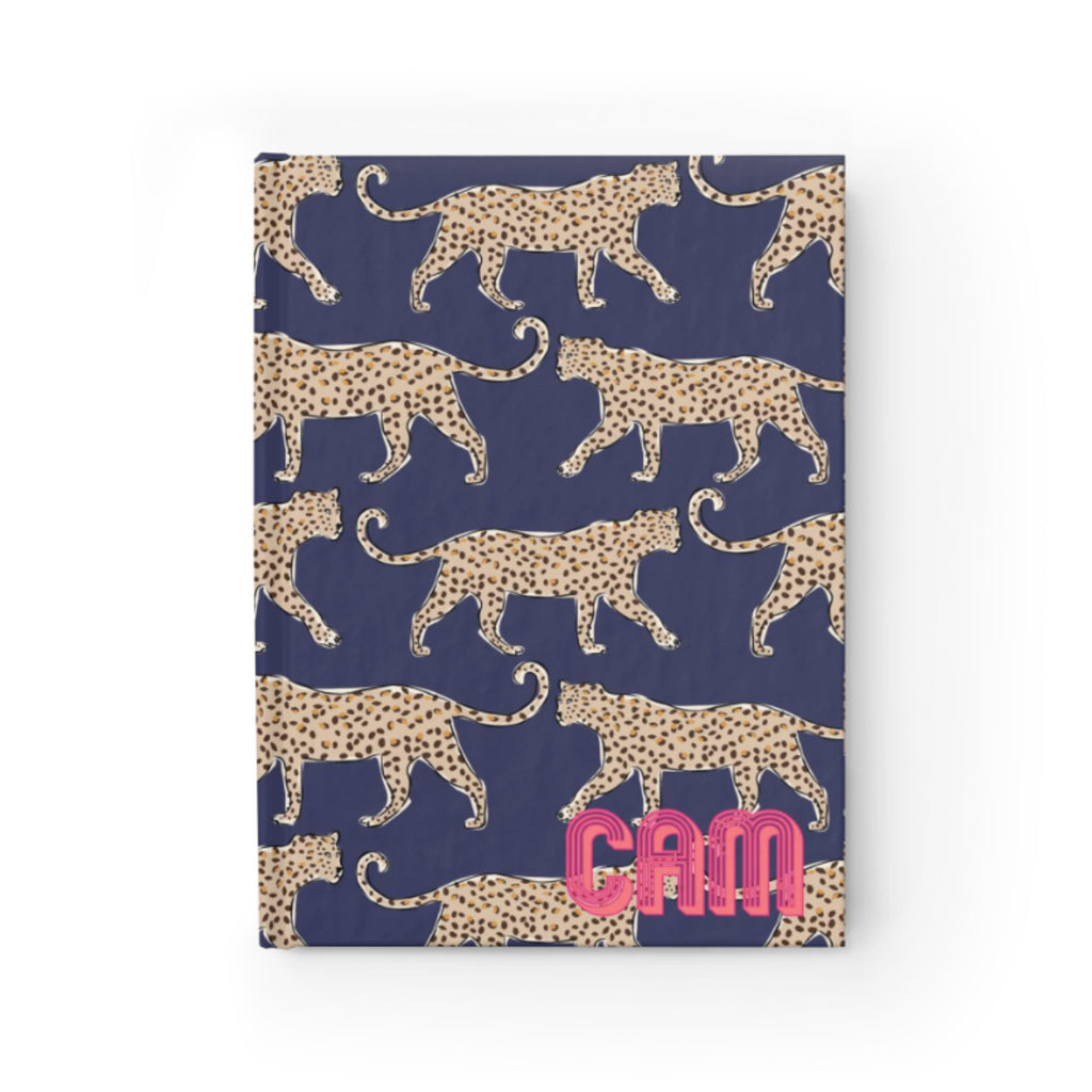 Leopard Navy Journal