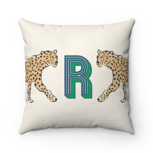 Leopard Duo Pillow Cover