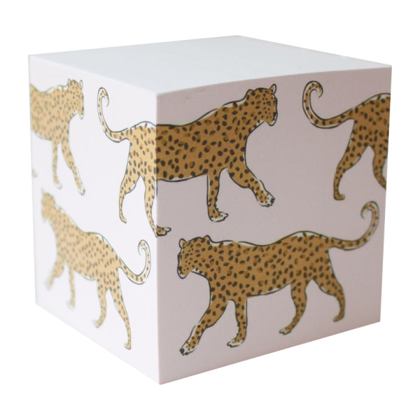 Leopard Sticky Notes