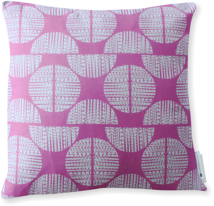 Luxe Moondance Orchid Pillow Cover