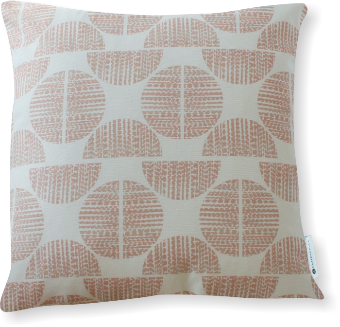 Luxe Moondance Rose Pillow
