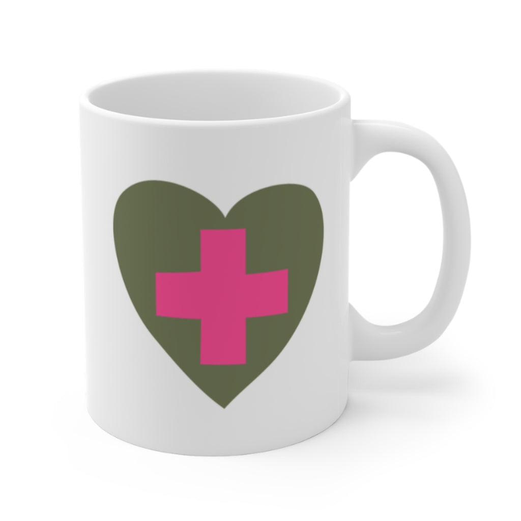 We ❤️ Healthcare Heroes Mug