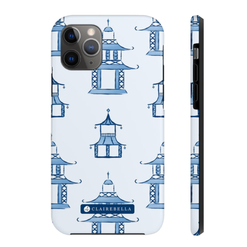 iPhone Tough Case 11 Pagoda