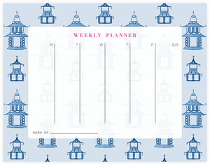 Pagoda Weekly Planner