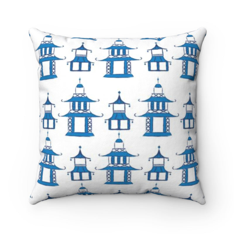 Pagoda Outdoor Pillow