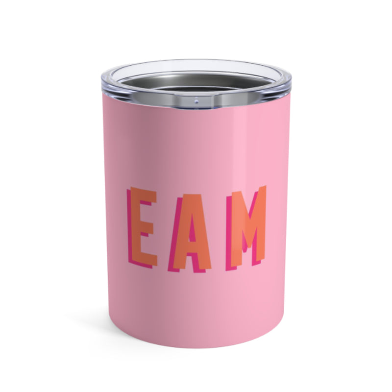 Small Solid Pink Tumbler