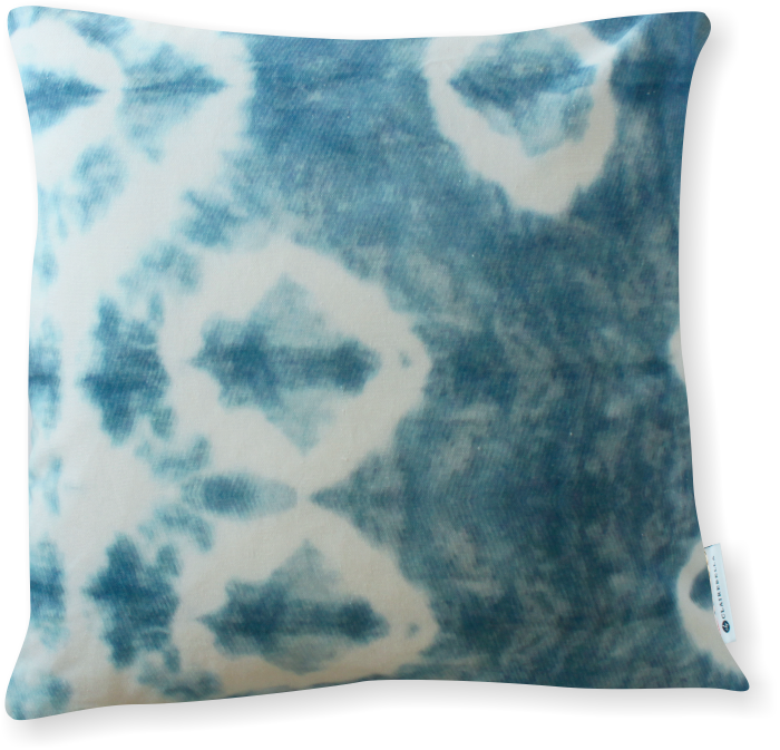 Luxe Shibori Pillow