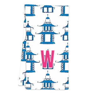 Pagoda Hostess Towel