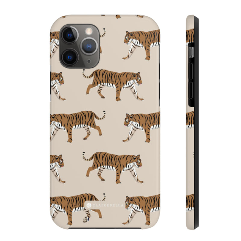 iPhone Tough Case 11 Pro Tiger Tan