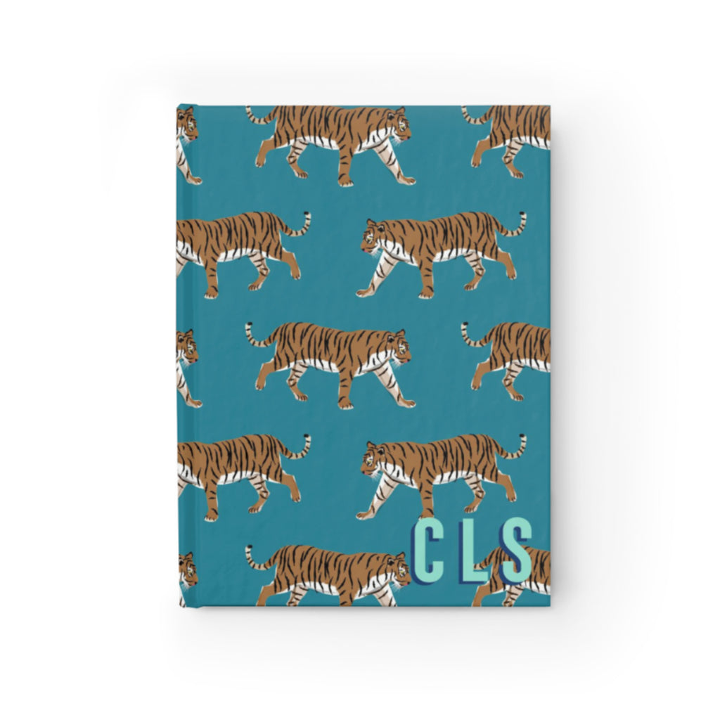 Tiger Blue Journal