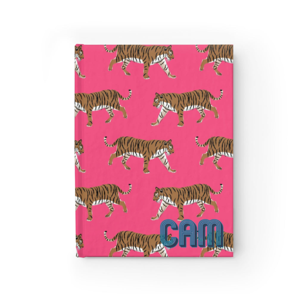 Tiger Pink Journal