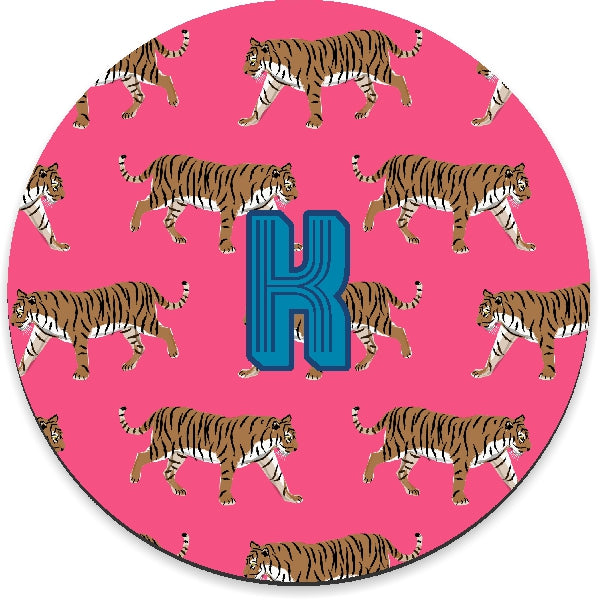 Tiger Pink Mousepad