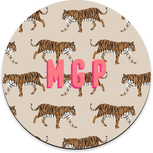 Tiger Tan Mousepad