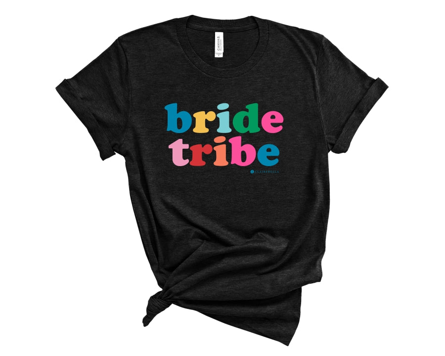 Bride Tribe Tee