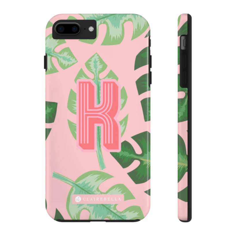 iPhone Tough Case 7/8 Plus Tropical Pink