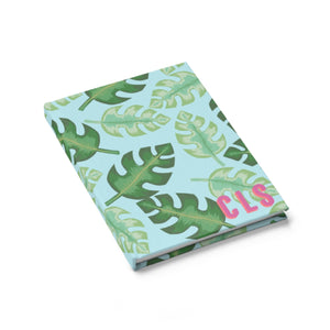 Tropical Blue Journal