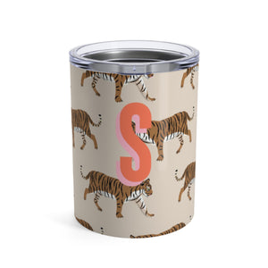 Small Tiger Natural Tumbler