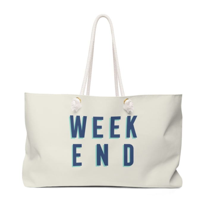 Weekend Travel Tote