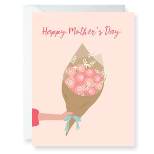 Mother's Day Bunch Greeting Card