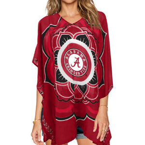 Alabama Crimson Tide Caftan Top