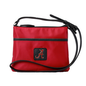 Alabama Crimson Tide Cross Body Logo Bag