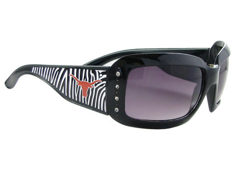 Texas Longhorns Zebra Sunglasses