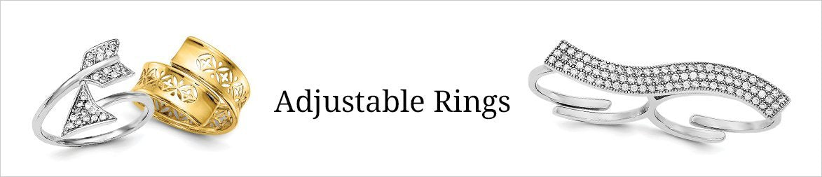 Rings that adjusts to your Fingers