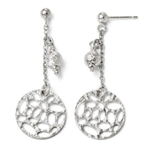 Load image into Gallery viewer, Leslie's Sterling Silver Post Dangle Earrings