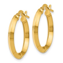 Load image into Gallery viewer, Leslie's 14k Polished Hoop Earrings