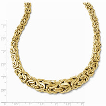 Load image into Gallery viewer, Leslie's 14K Yellow Gold Polished Fancy Link Necklace