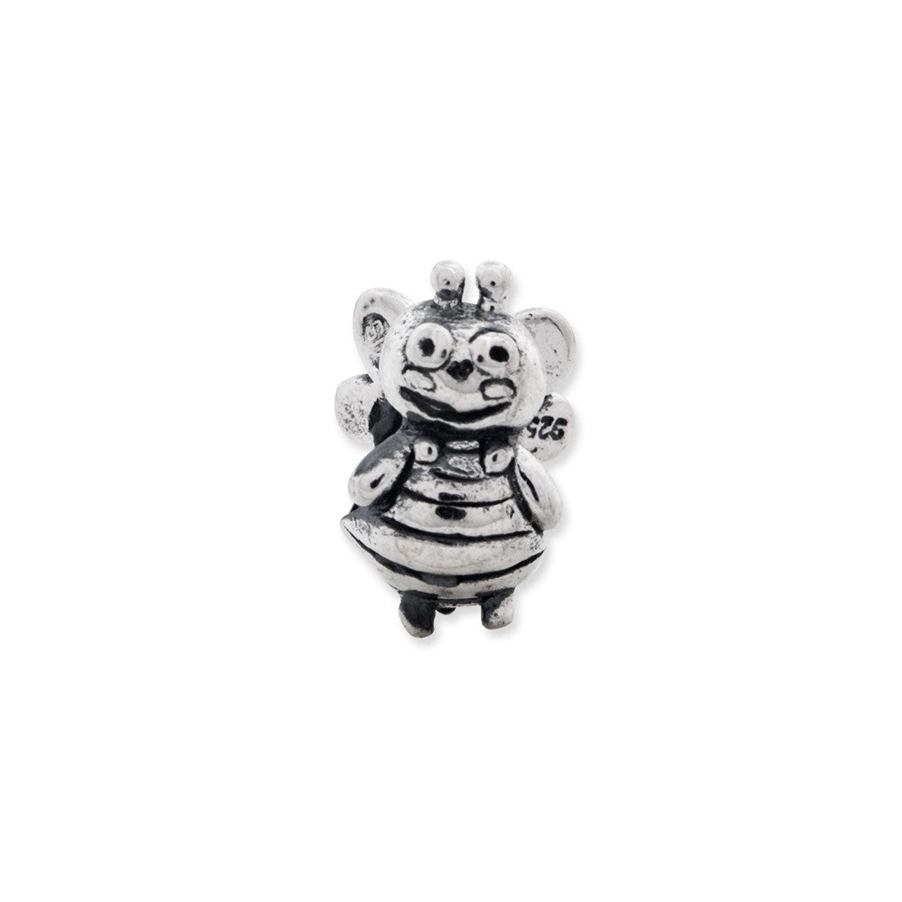 Sterling Silver Reflections Kids Bumblebee Bead