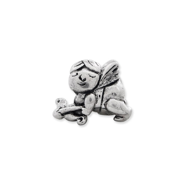 Sterling Silver Reflections Kids Cupid Bead