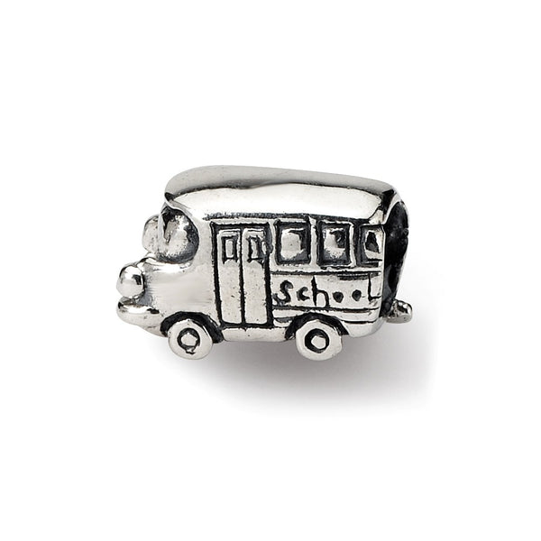Sterling Silver Reflections Kids Bus Bead