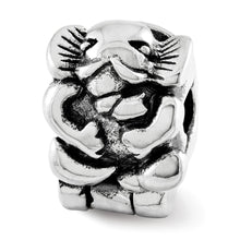 Load image into Gallery viewer, Sterling Silver Reflections Kids Elephant Clip Bead