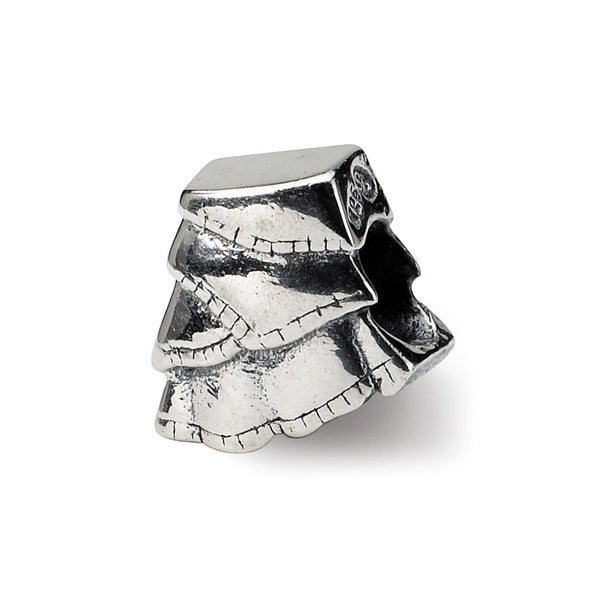 Sterling Silver Reflections Kids Skirt Bead