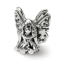 Load image into Gallery viewer, Sterling Silver Reflections Fairy Bead