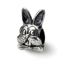 Load image into Gallery viewer, Sterling Silver Reflections Easter Bunny Bead