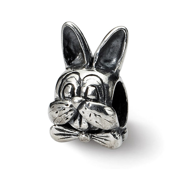 Sterling Silver Reflections Easter Bunny Bead