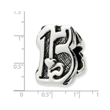 Load image into Gallery viewer, Sterling silver Reflections Sweet 15 Bead