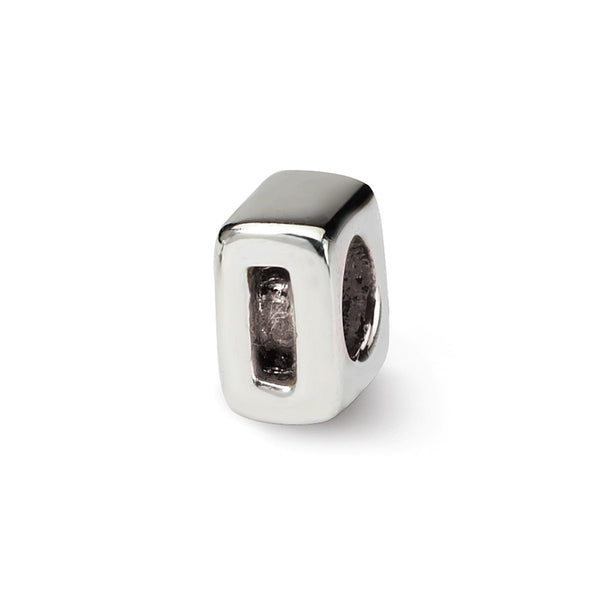 Sterling Silver Reflections Kids Number 0 Bead