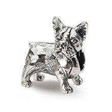 Load image into Gallery viewer, Sterling Silver Reflections Boston Terrier Bead