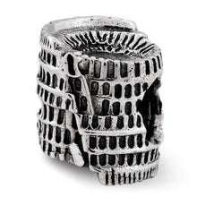 Load image into Gallery viewer, Sterling Silver Reflections Colosseum Bead