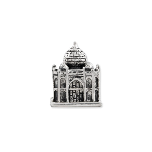 Sterling Silver Reflections Taj Mahal Bead