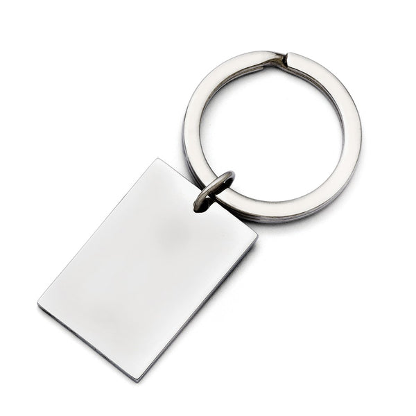 Stainless Steel Polished Key Ring