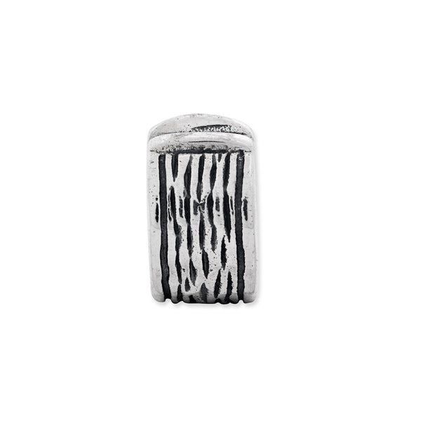 Sterling Silver Reflections Hinged Clip Bead