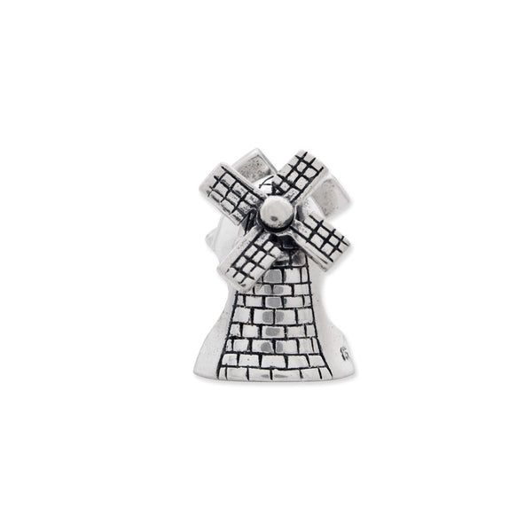 Sterling Silver Reflections Windmill Bead