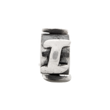 Sterling Silver Reflections Letter I Message Bead