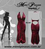 Tango Salon Dress